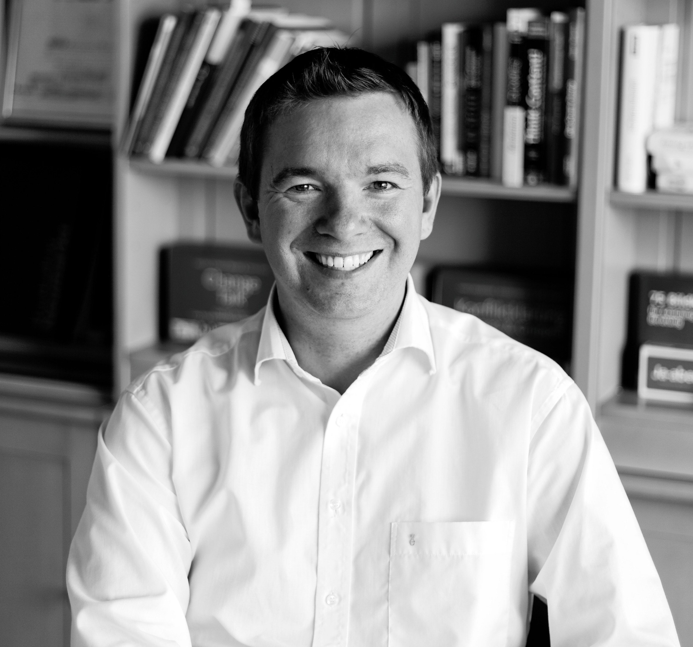 Tobias Lehmeier Senior Consultant Digital Transformation